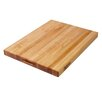 John Boos BoosBlock Commercial Maple Cutting Board