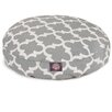 Majestic Pet Products Trellis Round Dog Bed