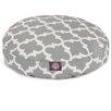 Majestic Pet Products Trellis Round Dog Bed