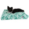 Majestic Pet Products Raja Rectangle Pet Bed