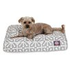 Majestic Pet Products Aruba Rectangle Pet Bed