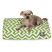 Majestic Pet Zig Zag Pillow Pet Bed