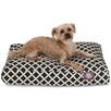 Majestic Pet Products Bamboo Rectangle Pet Bed