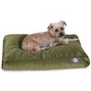 Majestic Pet Products Villa Rectangle Pet Bed