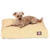 Majestic Pet Products Towers Rectangle Pet Bed