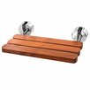 Mr. Steam Wooden Wall Mounted Shower/Tub Seat