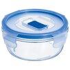 Luminarc Pure Box Active 13.6 Oz. Round Storage Box (Set of 6)
