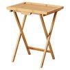 August Grove Ellsworth Folding TV Tray Table