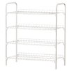Symple Stuff 4-Tier Shoe Rack
