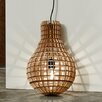 Massow Interiors Aura-Natural 1 Light Pendant