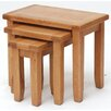 Home Etc Hadleigh 3 Piece Nest of Tables