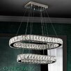 Schuller Diva 2 Light Crystal Pendant