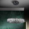 Schuller Diva 1 Light Crystal Pendant