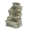 Natural Stone Water Fountain - Essential Decor & Beyond Indoor and Outdoor Fountains