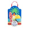Noel The Water is Calling Felt Wall Decor - Highland Dunes Garden Statues and Outdoor Accents