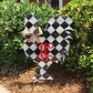 Rooster Yard Garden Art - Southern Steel Designs Garden Statues and Outdoor Accents