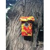 Maple Madness 12 inch x 6 inch x 5.5 inch Birdhouse - Pop-Up Garden Birdhouses