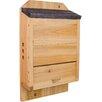 Cedar 20.5 inch x 12 inch x 5 inch Bat House - Nature's Way Birdhouses