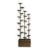 Leaf Metal Fountain - Melrose Intl. Indoor and Outdoor Fountains