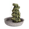 Frog Resin Fountain - Melrose Intl. Indoor and Outdoor Fountains