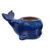 Epstein Whale Ceramic Pot Planter - Breakwater Bay Planters