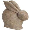 Auger Rabbit Statue - One Allium Way Garden Statues and Outdoor Accents
