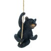 Terrill Hanging Bear Statue - Millwood Pines Garden Statues and Outdoor Accents