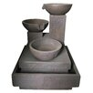 Fiberglass Outdoor Fountain - A&B Home Indoor and Outdoor Fountains