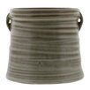 Wachter Cache Pot Planter - Size: 5 inch High x 5.5 inch Wide x 5.5 inch Deep - Millwood Pines Planters