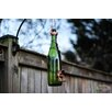 Decorative Bird Feeder - Color: Green/Copper - Bottles Uncorked Bird Feeders