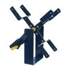 Heavy Gauge Garage Air Steel Hose Reel - Offex Hose Reels
