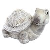 Cain Turtle Rope Statue - Rosecliff Heights Garden Statues and Outdoor Accents