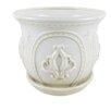 Dorcas Ornate Ceramic Pot Planter - Ophelia & Co. Planters