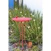Sunflower Birdbath - Innova Hearth and Home Bird Baths