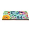 Soraya Love Grows Here Stepping Stone - Studio M Garden Statues and Outdoor Accents