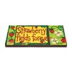 Marigold Strawberry Fields Forever Stepping Stone - Studio M Garden Statues and Outdoor Accents