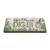 Megan Dig It Stepping Stone - Studio M Garden Statues and Outdoor Accents