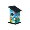 Peaceful Paradise 9 inch x 5 inch x 5 inch Wren House - Studio M Birdhouses