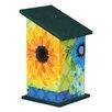 Fresh and Pretty Universal 12.25 inch x 7 inch x 7 inch Birdhouse - Studio M Birdhouses