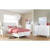 Signature Design by Ashley Langlor Sleigh Customizable Bedroom Set