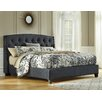 Signature Design by Ashley Upholstered Panel Bed