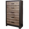 Signature Design by Ashley Harlinton 5 Drawer Gentleman's Chest