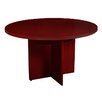 Mayline Group Luminary Series 3.42' Circular Conference Table