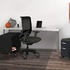 Mayline Group e5 Quickship Typical 3 Desk