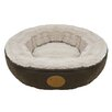 Best Pet Supplies Faux Leather Doughnut Bed (Set of 10)