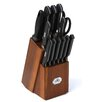 Paula Deen Signature Cutlery 14 Piece Knife Block Set