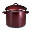 Paula Deen 12 Qt. Steel Stock Pot