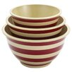 Paula Deen 3 Piece Signature Pantryware Mixing Bowl Set
