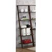 "4D Concepts Arlington Wall 72.4"" Leaning Bookcase"