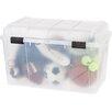 IRIS USA, Inc. 138 Qt. Plastic Storage Trunk (Set of 3)